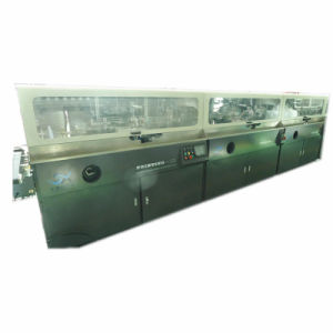 Fully Automatic Three Color Round Surface Screen Printing Machine pictures & photos