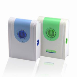 Portable Timer Control 300mg/H Ozone Air Water Generator for Fruit and Vegetables Purifier pictures & photos