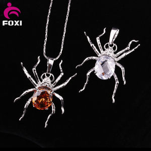 Hot Type Children′s Gender Gold Spider Pendent Jewelry pictures & photos