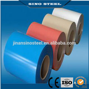PPGI Prepainted Color Coated Galvanzied Steel Coil pictures & photos