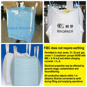 Static Dissipative Type D Bags for Chemical Goods pictures & photos