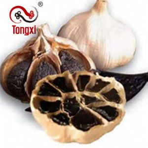 Fermented Black Garlic with No Pungent Odor pictures & photos