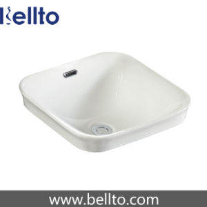 Bathroom Ceramic Wash Basin of Sanitary Ware (6218) pictures & photos