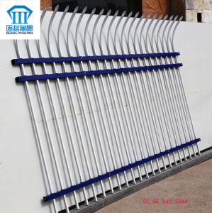 High Quality Wrought Zinc Steel Fence 027 pictures & photos