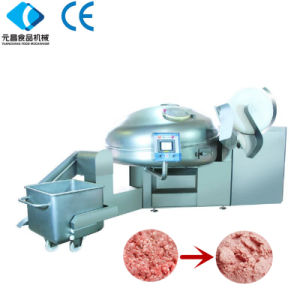 Hot Sale of Meat Bowl Cutter pictures & photos