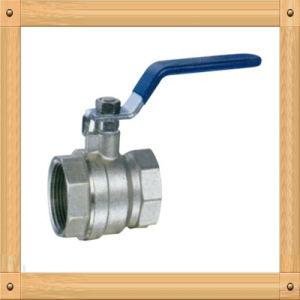 Quality Assurance Ball Valve for Home Use
