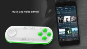 Wireless Bluetooth Gamepad Vr Remote Mini Bluetooth Game Controller Joystick for iPhone Ios Xiaomi Android PC Vr Box pictures & photos