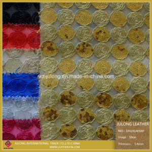 Mesh Fabric for Shoes Making (SP024) pictures & photos