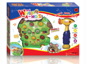 Electric Whac-a-Mole Toy Battery Operated Game (H8600023) pictures & photos