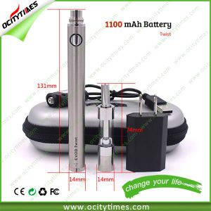 Factory Price Evod Kit E Cig E Cigarette with OEM/ODM pictures & photos