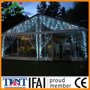 Outdoor Furniture PVC Wedding Party Tent Transparent Marquee Canopy pictures & photos