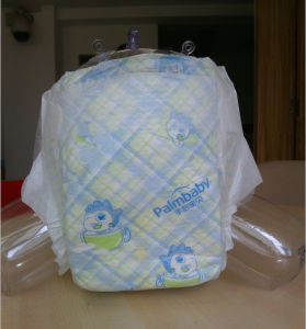 Supplier Priced Full Waistband Baby Diaper pictures & photos