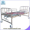 Bam215 Best Price! Stainless Steel Double Crank Manual Bed pictures & photos