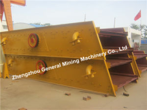 China Factory Directly Sale Cement Vibrating Screen Price Cheap pictures & photos