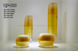 The Substantial Glass Material Cosmetic Bottle for Cosmetic Packaging Manufacturer Qf-082 pictures & photos