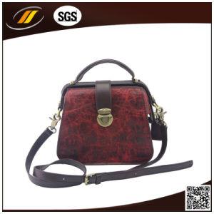 Custom 100%Genuine Leather Trend Leather Handbag (HJ0516)