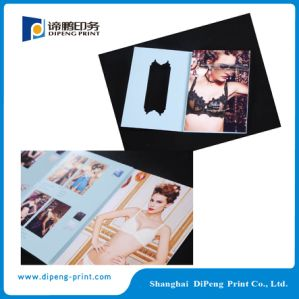 Offset Printing Women Undercloth Book pictures & photos