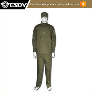 Od Green High Quality OEM Custom Men′s Military Camouflage Uniform pictures & photos