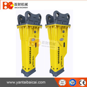 Silent Type Hydraulic Rock Breaker for 20 Tons Excavator pictures & photos