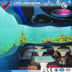 Modern and Luxury Acrylic Fish Tank pictures & photos