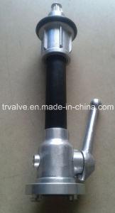 2.5 Inch Allumium Alloy Spray Jet Fire Hose Nozzle