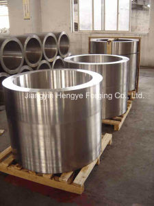 Hot Forged Stainless Steel Cylinder of Material A182 F316ln for Nuclear Power Station Use pictures & photos