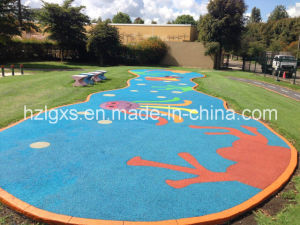 SGS Approved Colorful EPDM Granules for Playground pictures & photos