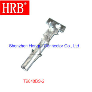 6.35mm Pitch Wire Connector Terminal of Male & Female Type pictures & photos