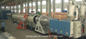 PE Pipe Production Line pictures & photos