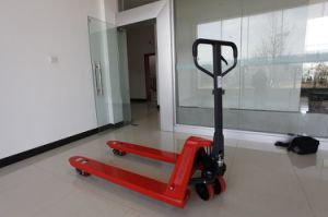New 2-5t Hydraulic Hand Pallet Truck with CE pictures & photos