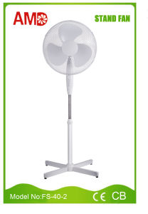Hot-Sale European Market Stand Fan with CB Ce RoHS Certificate (FS-40-2) pictures & photos
