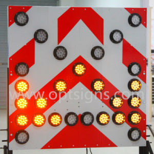 Eurepean Style 27 Lamps Tma Truck Mounted LED Arrow Boards pictures & photos