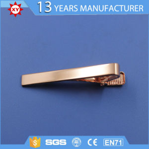 Copper Main Material and Gift Occasion Custom Tie Clips pictures & photos