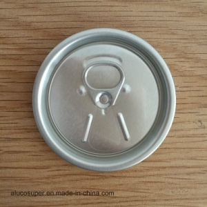 200 Beverage Lid 50mm Aluminum Easy Open End pictures & photos