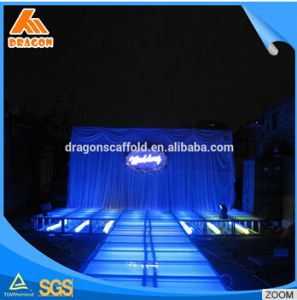 Aluminum Adjustable Stage, Stage Platform, Event Stage for Sales (4FT*4FT) pictures & photos