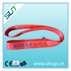 2017 New Design 100% Polyester Webbing Sling (5T) pictures & photos