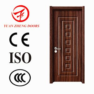 PVC Fir Wooden Door Hot Sale in Africa pictures & photos