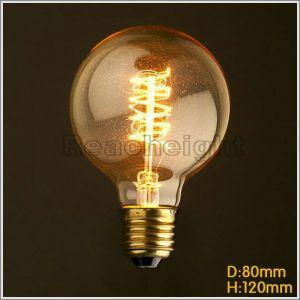 Fg G80 Spiral Vintage Filament Edison Bulb pictures & photos