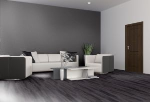 4mm PVC Vinyl Plank Flooring / Lvt Click Vinyl Plank Flooring pictures & photos