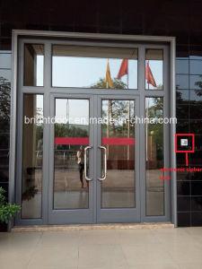 Custom Exterior Double Pane Entry Doors pictures & photos