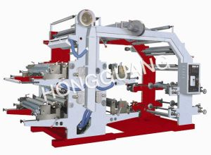 Flexo Printing Machine for for Roll Paper pictures & photos