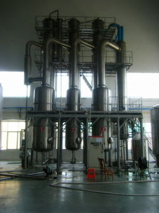 Vacuum Evaporator for Beet Juice, Butter, Condensated Milk pictures & photos