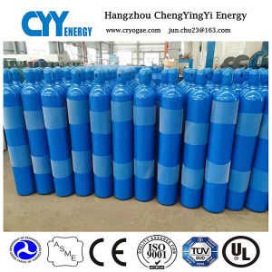 50L Helium Oxygen Nitrogen Stainless Steel Gas Cylinder pictures & photos