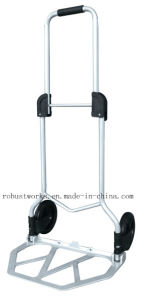 Foldable Steel Hand Truck (HT021) pictures & photos