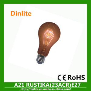 A21 40W 23ACR energy saving incandescent bulb pictures & photos