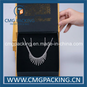 Necklace Display Box for Jewelry with Logo Print pictures & photos