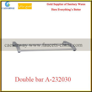 Sanitary Ware Bathroom Brass Fittings Brass Double Bar pictures & photos