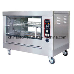 Electric Rotisserie with Two-Layer (ET-YXD-201) pictures & photos