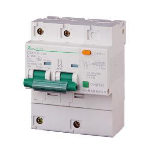 Miniature Circuit Breaker (DZ47LE-100) pictures & photos