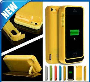 4200mAh External Battery Case Power Bank for iPhone 5c pictures & photos